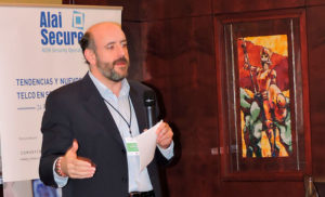 AlaiSecure - Mario Mendiguren - Director Marketing
