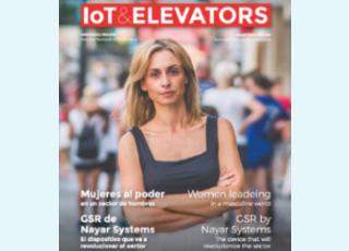 Alai Secure felicita a Nayar System por el lanzamiento de su revista IoT Elevators