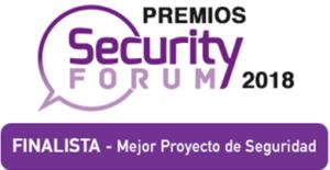 M·Key Secure - Finalista premios Security Forum 2018
