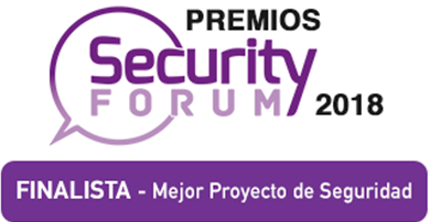 M·Key Secure finalista de los premios Security Forum 2018