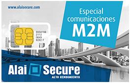 AlaSecure - SIM M2M Alto rendimiento