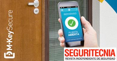 Artículo Seguritecnia: ¿Por dónde pasa el futuro de los sistemas de autenticación y apertura segura?