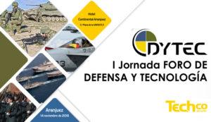 AlaiSecure - Noticia: I Jornada Foro Defensa y Tecnología