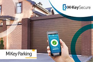 AlaiSecure - Experiencia: M·Key Parking
