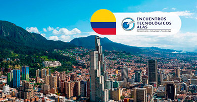 Alai Secure participa en el encuentro tecnológico ALAS Colombia 2019