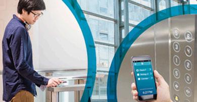 Artículo: «El móvil, imprescindible en el diseño del edificio inteligente del sigo XXI»