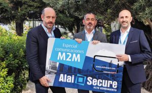 AlaiSecure - Noticia: Segurilatam equipo directivo AlaiSecure