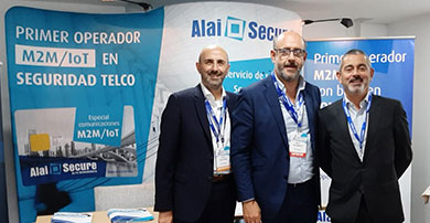 Alai Secure plantea a debate en el encuentro ALAS el impacto de las nuevas tecnologías en las comunicaciones de misión crítica