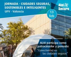 AlaiSecure - Jornada Ciudades Inteligentes