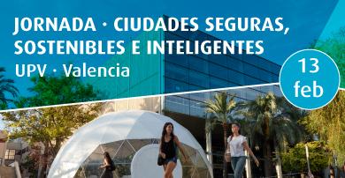 Alai Secure participará como patrocinador y ponente en la VII Jornada Sobre Ciudades Seguras, Sostenibles e Inteligentes