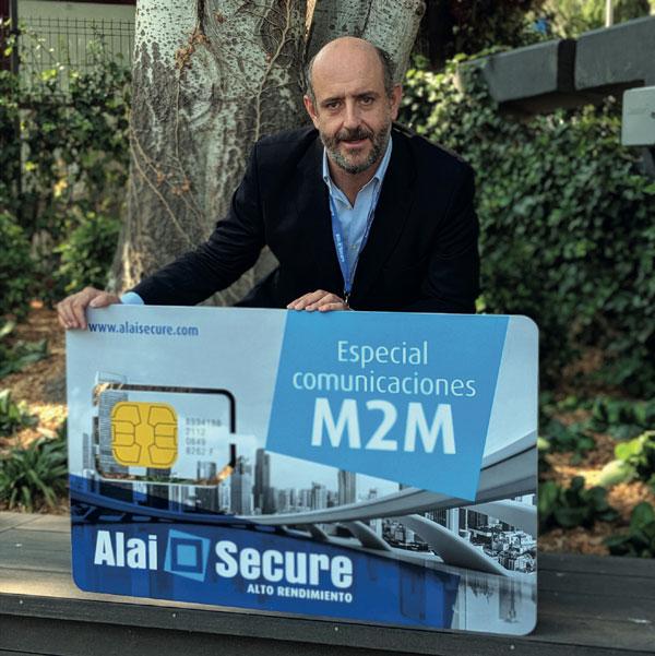 AlaiSecure - Mario Mendiguren - CMO AlaiSecure