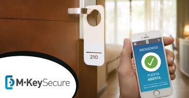 Alai Secure estrena su solución M·Key Hoteles