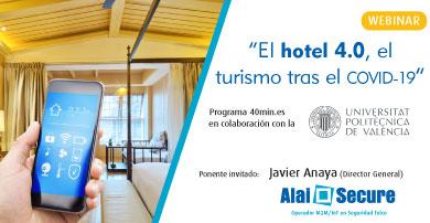 """Resumen jornada """"El Hotel 4.0, el turismo tras el COVID-19"""""""