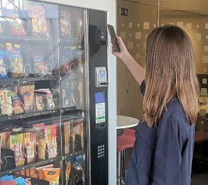AlaiSecure - Vending: autenticación y apertura con el móvil