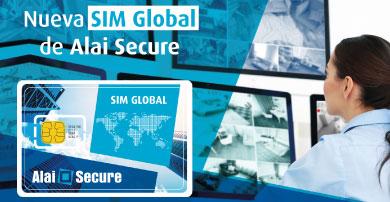 La nueva SIM Global nos permite ofrecer a nuestros clientes un servicio Multi-operador y Multi-país con todas las garantías
