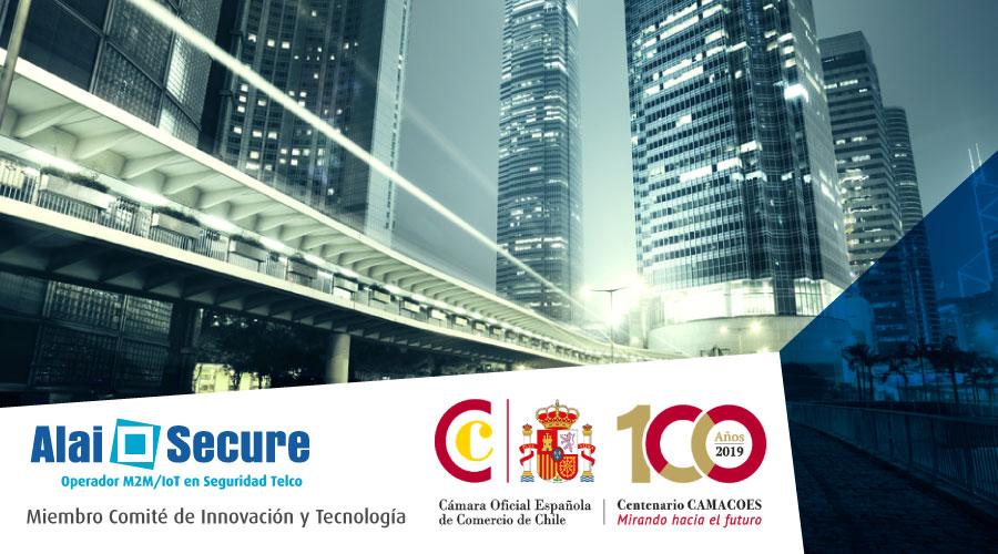 AlaiSecure - Noticias: Nuevo miembro del Comité de Innovación y Tecnología de CAMACOES