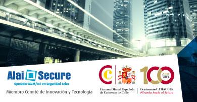 Alai Secure entra a formar parte del Comité de Innovación y Tecnología de CAMACOES