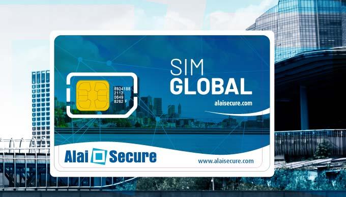 AlaiSecure - Noticias: Alai Secure lanza la nueva SIM Global