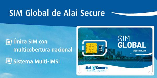 AlaiSecure - SIM Global M2M/IoT