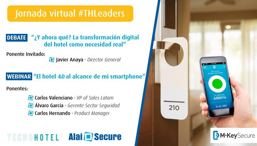 AlaiSecure - Noticia: Jornada #THLeaders - Webinar