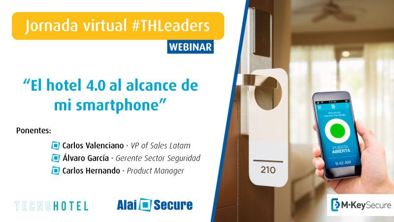 AlaiSecure - Noticia: Webinar #THLeaders