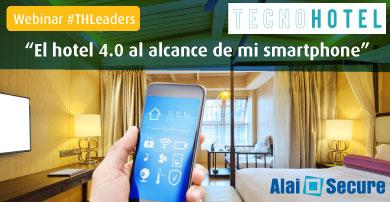 Alai Secure presenta su solución M·Key Hoteles en la jornada organizada por Tecnohotel