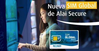 Alai Secure pone el foco en los Operadores Vending y lanza la nueva SIM Global Multi-operador y Multi-País