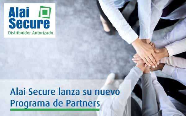 AlaiSecure - Noticias: Lanzamiento Programa de Partners