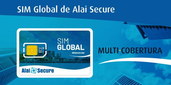AlaiSecure - SIM Global Multi-IMSI
