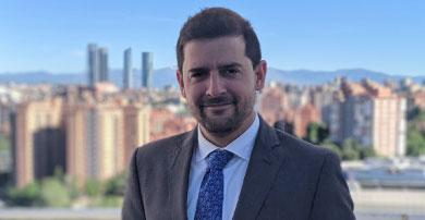 Alai Secure nombra a Álvaro García nuevo Director Comercial de la compañía para España