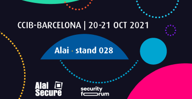 Alai Secure analiza el papel del Operador Telco en el primer gran evento de seguridad post-Covid: Security Forum 2021